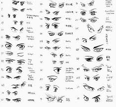 how to draw male anime eyes. Delighful Draw More Anime Eyes Art Reference Manga Drawing Drawing Tips Anatomy  Hair Gesture For How To Draw Male Anime Eyes F
