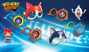 More than 55 yo kai watch 2 komasan s at pleasant prices up to 26 usd fast and free worldwide shipping! Mcdonald S Happy Meal Toys January 2018 Yo Kai Watch Kids Time