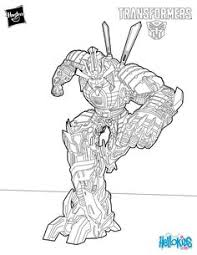 Small Picture Blackout Transformer Coloring Page Cartoon Pinterest Kids