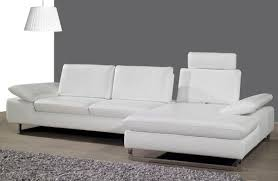 white leather couch. Modern White Leather Couch Sofa O