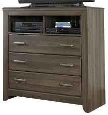 Media Chest Bedroom Bedroom Media Chest In Dark Brown B251 39