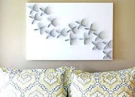 showy how to decorate bedroom walls with waste material decorative wall