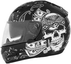 skull motorcycle helmet the coolest skull helmets