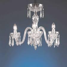 waterford crystal lismore 6 arm chandelier 9500002511 regarding waterford crystal chandelier view 25 of 25