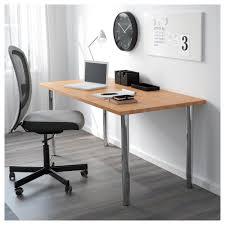 office wood table. IKEA GERTON Table Top Solid Wood Is A Durable Natural Material. Office