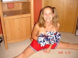 Pictures amateur cheerleader hot teen