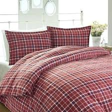 red flannel comforter twin rustic plaid set tartan cabin and black duvet cover red flannel