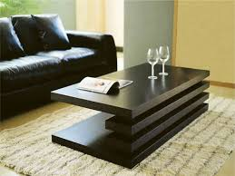 coffee table modern wood coffee table sets contemporary coffee tables and end tables example