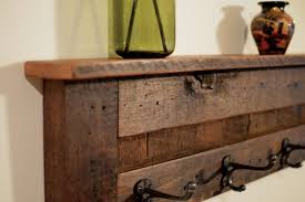 Distressed Wood Coat Rack With Shelf Fascinating Cute Coat Rack With Shelf 32 32iw32ewhmml Home Canada Pottery Barn And