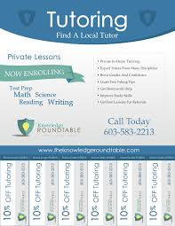 tutor flyer templates free private tutor flyer faveoly