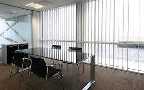 office window blinds. Vertical Blinds Office Window