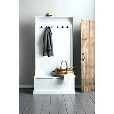Hall Coat Rack With Storage bench and coat rack dynamicpeopleclub 29
