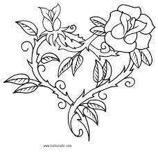 roses and hearts coloring pages coloring pages rose