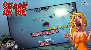 shark or die action shark game handygames shark or die screenshot 01