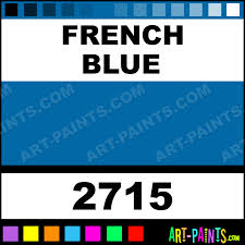 French Blue Model Master Acrylic Paints 2715 French Blue