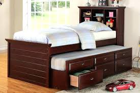 Twin Bed Frames With Storage Twin Xl Bed Frames With Storage ...