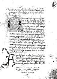 Resultado de imagen de manuscrito