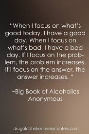 12 Inspiring Alcoholic Anonymous Quotes Quitting Drinking