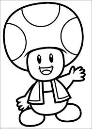 Mario Bro Coloring Pages Trustbanksurinamecom