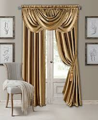 gold curtains living room. elrene versailles faux silk room darkening window collection gold curtains living