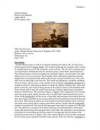 art analysis essay   write my essay onlineformal analysis paper example  formal analysis paper example  formal analysis paper example