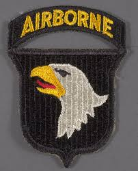 Image result for the 101st Airborne Division of the United States Army.
