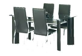 Four Dining Room Chairs Simple Inspiration