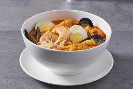 Curry Seafood Laksa - Secret Recipe ...
