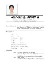 Objective For Nursing Resume Objective For Nursing Resume Emberskyme 22