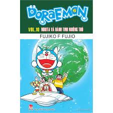 Sách - Doraemon truyện dài Vol.10 - Nobita và hành trình muông thú