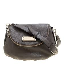 marc jacobs grey leather classic q natasha cross bag nextprev prevnext