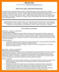 9 10 Example Of Paralegal Resume Archiefsuriname Com