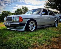 Dark taillights for w124 $ 99. Lhd W Amg Kit 1979 Mercedes Benz 280e In Uk Bring A Trailer