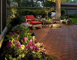 garden decoration. Decoration In Home Garden Decor Ideas Nice With Flowers And Plants Also