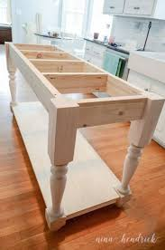 diy kitchen furniture. Check Out The Tutorial On How To Build A DIY Furniture Style Kitchen Island @istandarddesign Diy