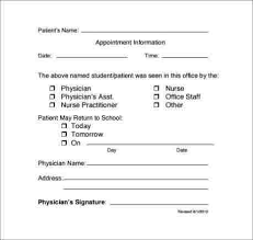 Free Fake Doctors Note Template Ami Design