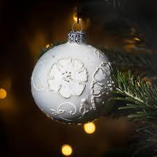 Schöne Weihnachtskugeln Christbaumschmuck Aus Glas