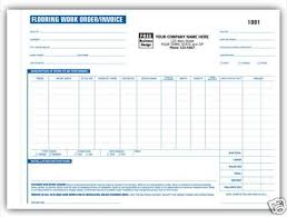 Work Invoices 100 Flooring Work OrderInvoices 100 Part QTY 100 91