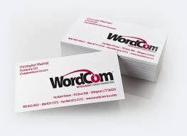 Wordcom Inc Overview