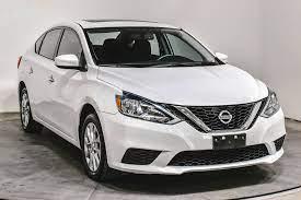 Nissan Sentra 2016 Blanc Laval H7p 1t2 7985269 Nissan Sentra 2016 For Sale On Autoaubaine Com
