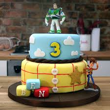 Toy Story Buzz Lightyear Cake Topper Disney Cake Decorations The