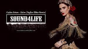 Ceylan Ertem - Zalım (Tayfun Ülker Remix) - YouTube