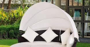 sofas turquoise pe wicker rattan round