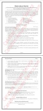 Example Of Canadian Resume Executive Resume Sample Loaded With Accomplishments 20