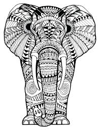 Mom And Baby Elephant Coloring Pages Elephant Coloring Pages Baby