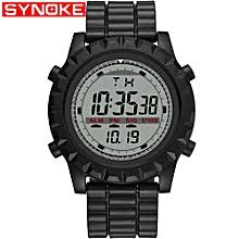 Buy <b>Synoke</b> Men's Leather Strap <b>Watches</b> online at Best Prices in ...