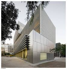 Building Bcq Security Arquitectura Archdaily Administration In Barcelona Social