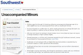 alaska airlines guardian form unaccompanied minors tips to help kids fly solo safely the points guy