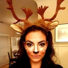 how to deer makeup for google search