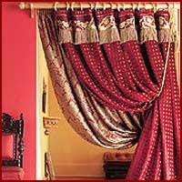 494 best Dramatic Drapery Details images on Pinterest | Finals, Curtain  rods and Den ideas